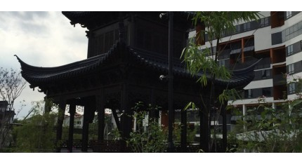 SUTD Traditional Chinese Structure
